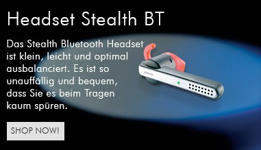 AGFEO Headset Stealth